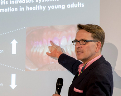 Putting the Mouth Back into the Body conference brings sector together