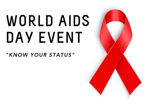 Join our World AIDS Day event