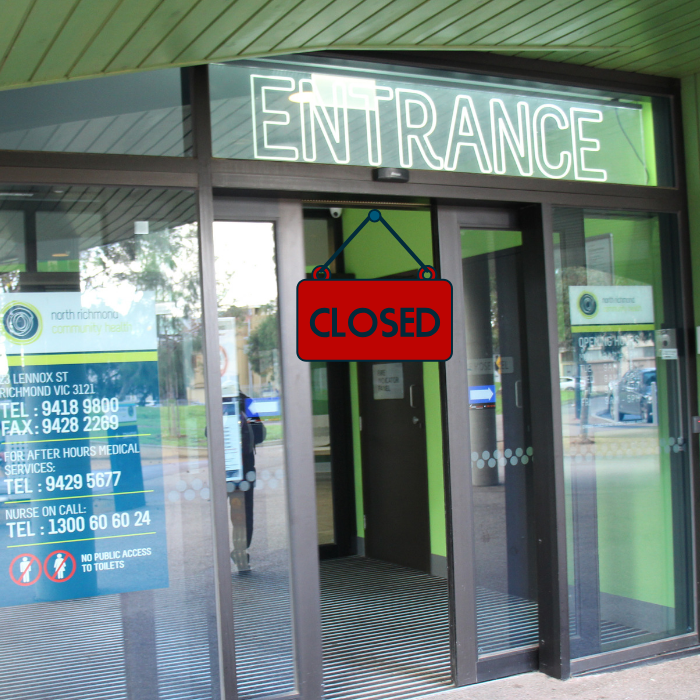 Public holiday hours