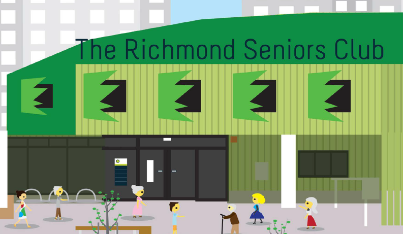 Richmond Seniors Club Social Isolation, conversation, health
