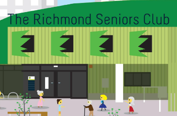 Join the Richmond Seniors Club