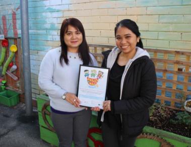 Acacia Children's Centre awarded