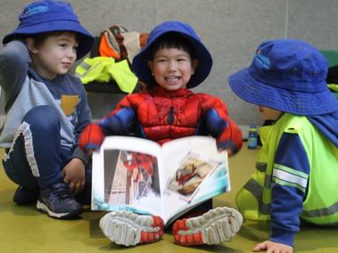 Raising money for Indigenous children