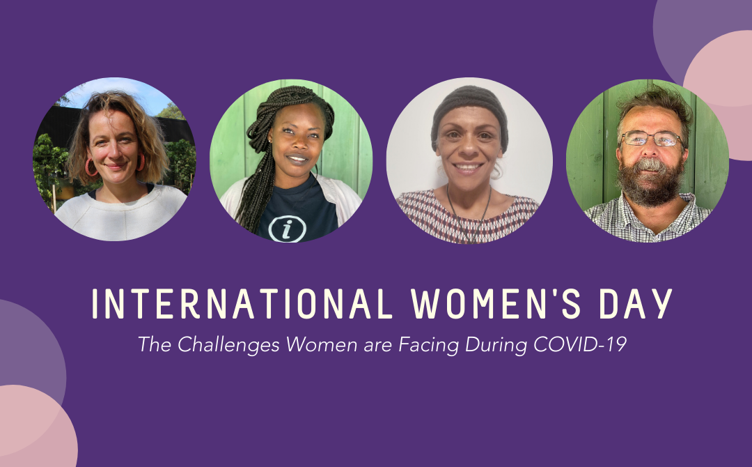 The Challenges Women are Facing During COVID-19