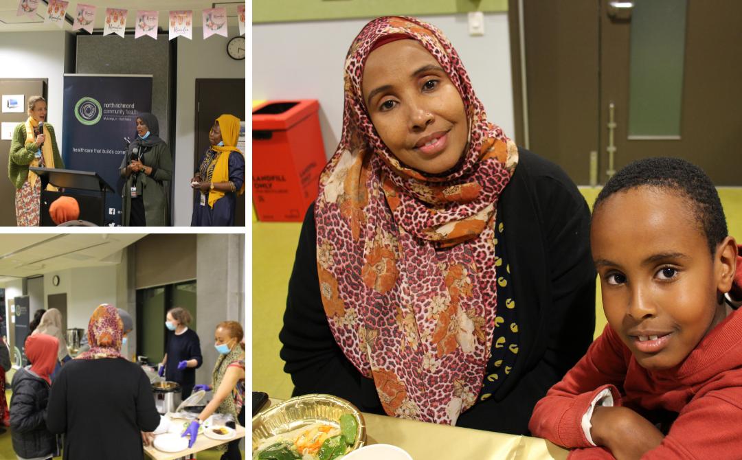 Women Celebrate Ramadan