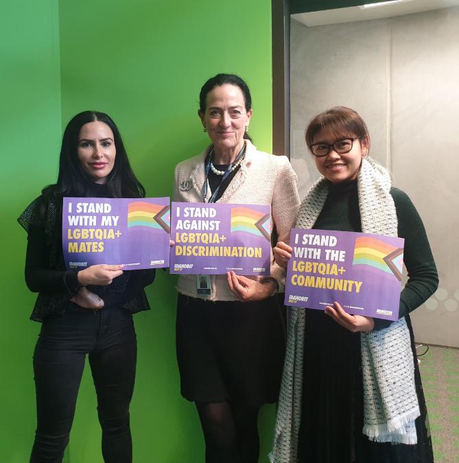 NRCH Stands Against LGBTQIA+ Discrimination