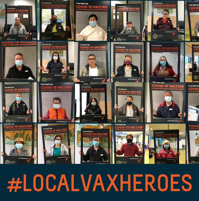 6000+ Vaccine Heroes and Counting!
